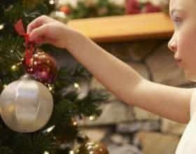 Как украсить дом и елку фото