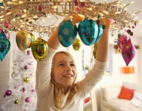 Как украсить дом в праздник фото