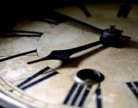 Как украсить настенные часы фото