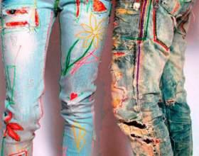 Как украсить одежду своими руками фото