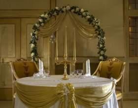 Как украсить ресторан для свадьбы фото
