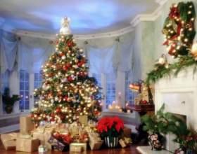 Как украсить зал к новому году фото
