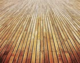 Как укрепить деревянный пол фото