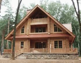 Как укрепить фундамент деревянного дома фото