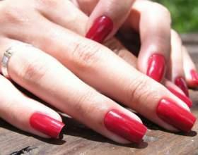 Как укрепить ногти после наращивания фото