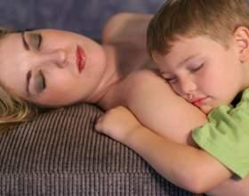Как уложить ребенка спать ночью фото