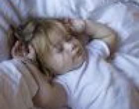 Как уложить трёхлетнего ребёнка спать фото