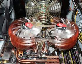 Как улучшить охлаждение процессора фото