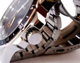 Как уменьшить браслет на часах фото