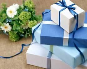 Как упаковать подарок фото