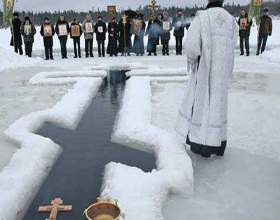 Как употреблять крещенскую воду фото