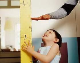 Как ускорить рост ребенка фото