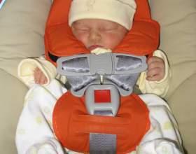 Как устанавливать детское кресло в машину фото