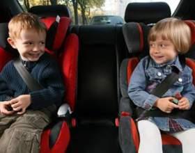 Как установить детское автомобильное кресло фото