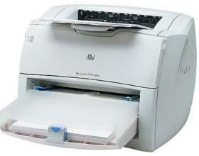 Как установить принтер по умолчанию фото