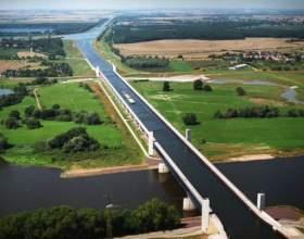 Как устроены водные мосты фото