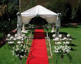 Как устроить красивую свадебную церемонию фото