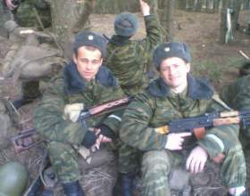 Как устроиться на военную службу фото