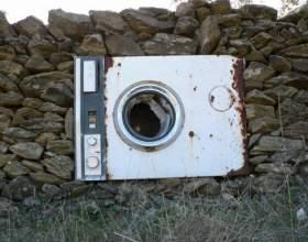 Как утилизировать стиральную машину фото
