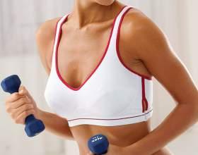 Как увеличить грудь физическими упражнениями фото