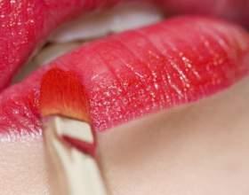 Как увеличить губы в домашних условиях фото