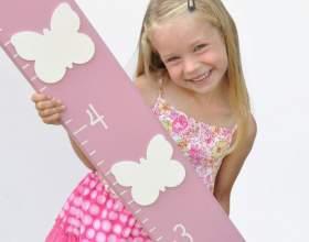 Как увеличить рост ребенка фото