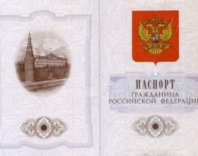 Как узнать данные паспорта фото