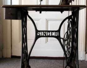 Как узнать год выпуска швейной машинки singer фото