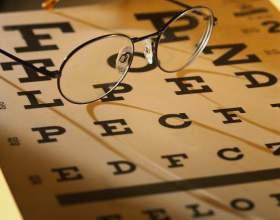 Как узнать, какое зрение фото