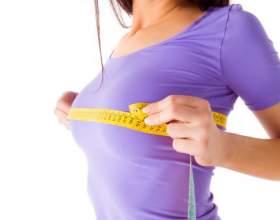 Как узнать размер груди фото