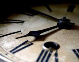 Как узнать точное время фото
