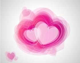 Как в фотошопе нарисовать сердце фото