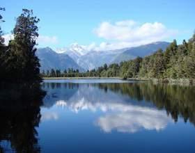 Как в фотошопе сделать отражение в воде фото