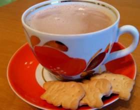 Как варить какао с молоком фото
