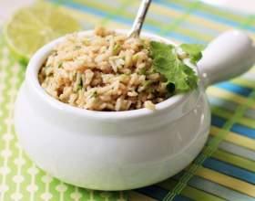 Картинки по запросу варенный Бурый рис фото