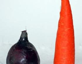 Как варить свеклу и морковь фото
