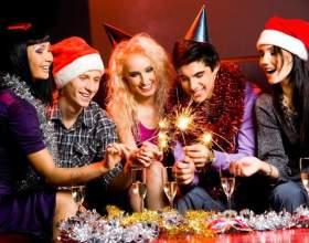 Как весело отпраздновать новый год с друзьями фото