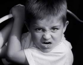 Как вести себя, если ребенок агрессивный фото