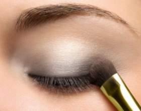 Как визуально сделать глаза уже фото