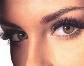 Как визуально увеличить карие глаза фото