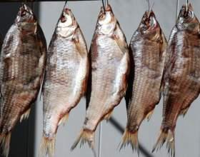 Как вялить рыбу в домашних условиях фото