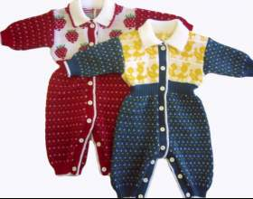 Как вязать спицами для новорожденных фото