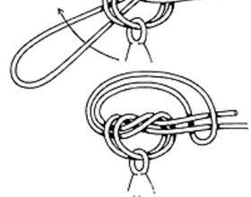 Как вязать узлы на леске фото