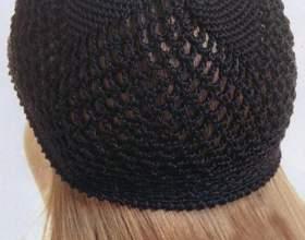 Как вязать зимнюю шапку фото