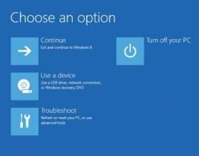 Как включить безопасный режим windows 8 фото