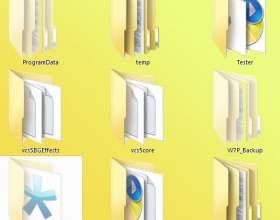 Как включить отображение скрытых файлов фото