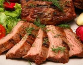Как вкусно запечь мясо в духовке фото