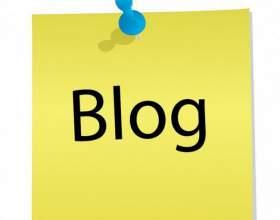 Как войти в блоги фото