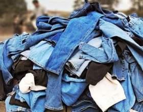 Как восстановить джинсы фото