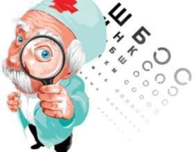Как восстановить зрение в домашних условиях фото
